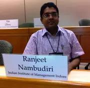 Ranjeet Nambudiri picture